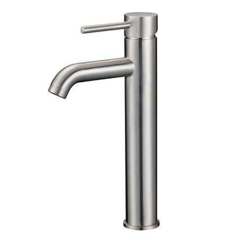 Upscale Designs By Ema Single Handle Bathroom Sink Faucet
