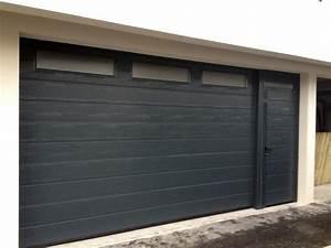 portes sectionnelles fermelec With porte de garage sectionnelle hormann