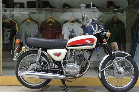 Motor Cb by Honda Cb 100 Glatik Thn 1973 Jual Motor Honda Cb Bekasi