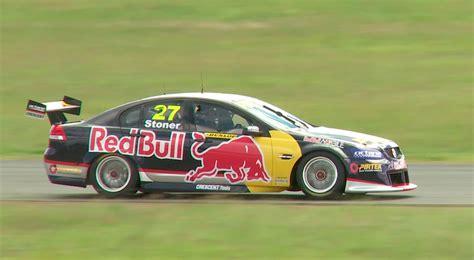 Casey Stoner, Red Bull Racing Australia Unveil Holden V8