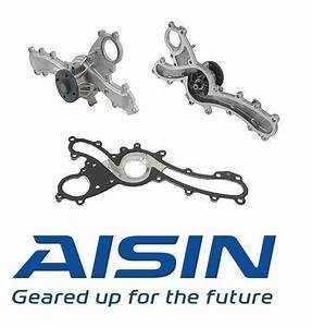 For Es350 Rx350 Avalon Camry 3 5l V6 Aisin Oem Water Pump