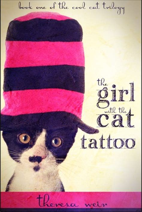 girl   cat tattoo cool cats   theresa weir reviews discussion bookclubs lists