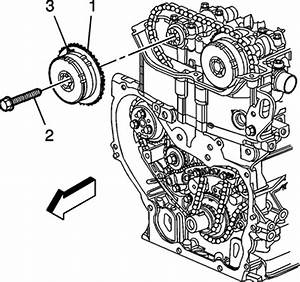 2008 Saturn Outlook Cam Timing Chain Install