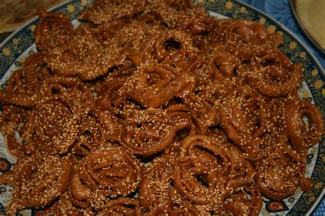cuisine marocaine chebakia photo de album chhiwates khadija chhiwateskhadija
