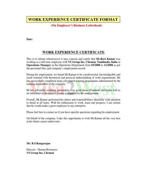 employers business letterhead datework experience