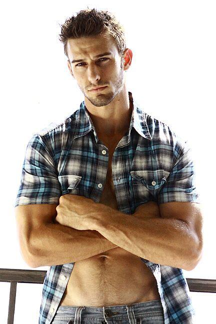 hot guys open shirt images  pinterest hot