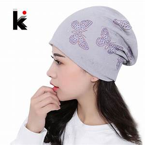 2017 Autumn And Winter Womens Beanie Brand Knitted Hat ...