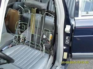 W126 Orthopedic Seat Retrofit