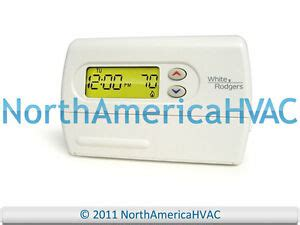 oem white rodgers programmable thermostat 1f80 361 1h 1c 5 1 1 hvac energystar