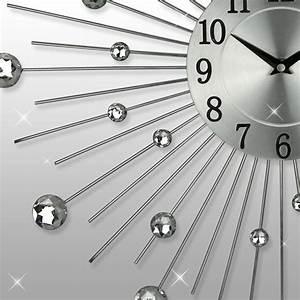 Moderne Wanduhren Wohnzimmer : designer wanduhr quartz moderne k chen k chenuhr uhr ~ A.2002-acura-tl-radio.info Haus und Dekorationen