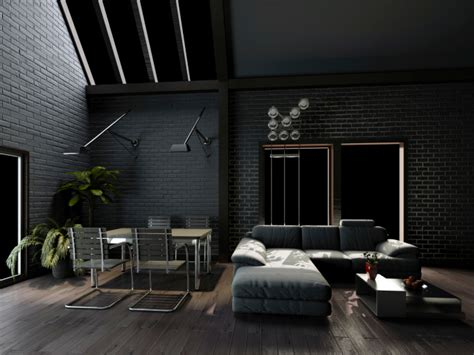 Wohnzimmer Mit Dunklem Boden by 78 Stylish Modern Living Room Designs In Pictures You