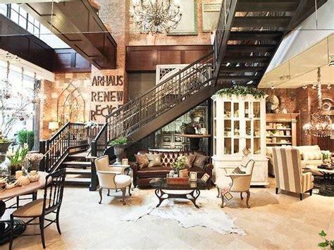 arhaus furniture shopping  meatpacking district  york