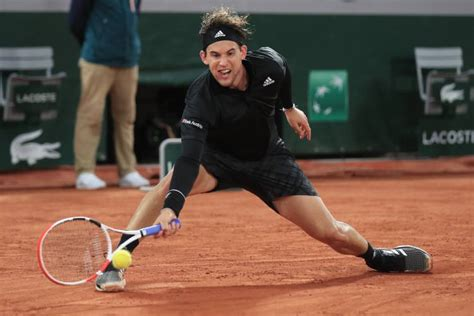 Athol Daily News - Early bird Dominic Thiem, Rafael Nadal ...