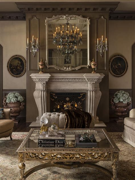 Amazing Living Rooms Decoration By Dallas Design Group