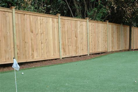 privacy fence design standard cedar fence designs allied fence