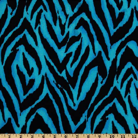 Blue Animal Print Wallpaper - blue zebra wallpaper wallpapersafari