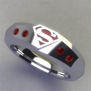 1000 images about superman on pinterest total abs With superman wedding rings