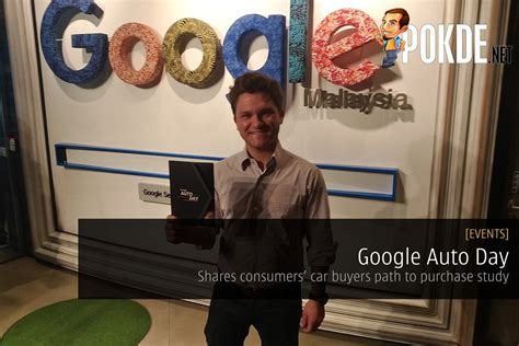 google auto day shares consumers car buyers path