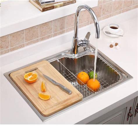 sizes single bowl kitchen sinks stainless steel kitchen