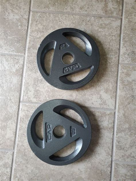 lb olympic weight plates  sale  missouri city tx offerup