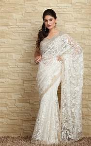 Fashion glamour world indian designers beautiful bridal for Sari wedding dress