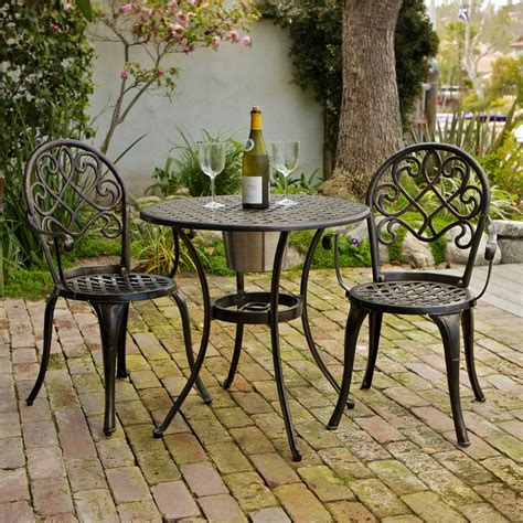 three patio set cheap patio furniture sets 200 dollars
