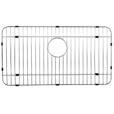 stainless steel sink grid 26 x 14 kitchen sink grids bg43 stainless steel kitchen sink