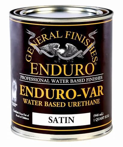 Based Water Finishes Polyurethane Enduro Var Varnish
