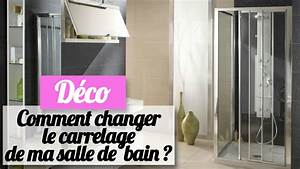 Carrelages Salle De Bain : comment changer le carrelage de ma salle de bain les ~ Melissatoandfro.com Idées de Décoration