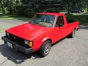 1981 Vw Rabbit Caddy Diesel Pickup
