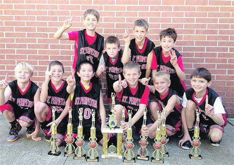 st ps boys win championship