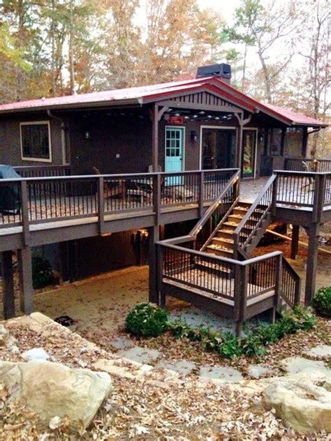 dahlonega ga cabins cabin renovation dahlonega rustic exterior