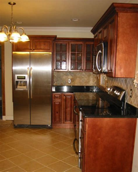 how to buy kitchen cabinets wholesale cabinetry kitchen cabinet kings 39 finished kitchen