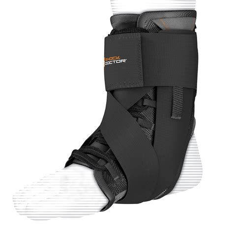 procare stabilized ankle support brace large health personal care