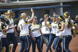 Facing tough competition, Michigan looks to end spring ...