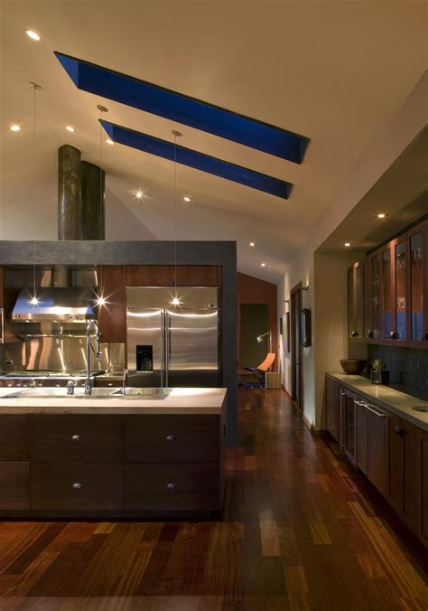 lighting for cathedral ceiling in the kitchen chic sleek and sophisticated cathedral lighting cathedral