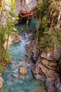 Johnston Canyon Banff National Park Canada
