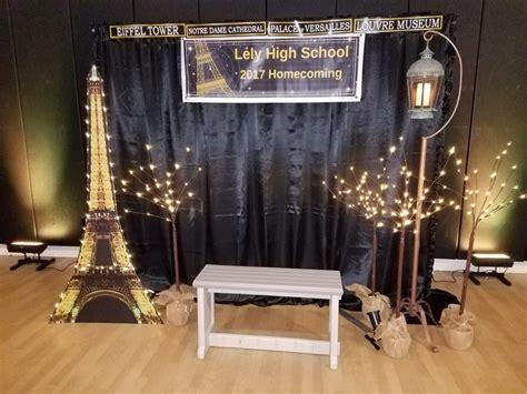 paris party theme party harty naples event decorating