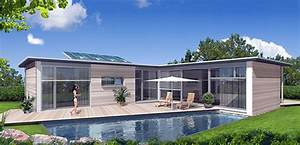 Holzhaus Mülheim Kärlich : design 145 bungalow individuell geplantes holzhaus au ergew hnliche architektur ~ Yasmunasinghe.com Haus und Dekorationen