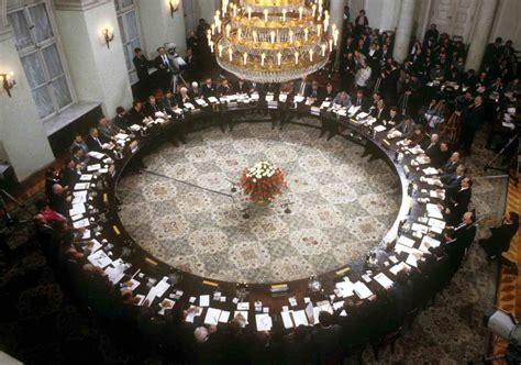 Mps In Conflict Over Round Table Talks Legacy National