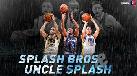 "Coming Up On #3dtv  @warriors' Splash Brothers Visit With Their ""uncle"", @3deezy Scoopnestcom"