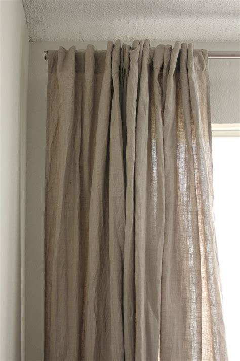 linen curtains google search nursery curtains rustic