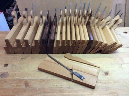 moulding planes wooden plane antique tools wood plane