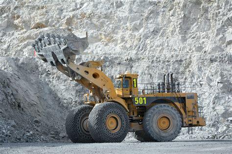 machinery  equipment minera san cristobal sa