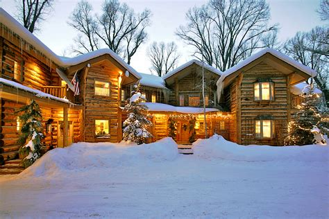 The 5 Top Christmas Hideaways In America Revealed World