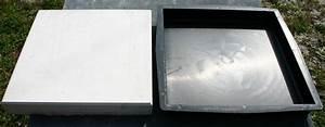 Betonformen Selber Machen : 4 schalungsformen betonformen f r platten 40 x 40 x 5 cm oberfl che glatt ebay ~ Markanthonyermac.com Haus und Dekorationen