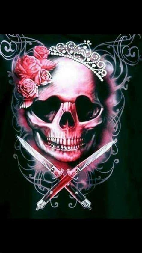 pin  cabrona pero carinoza  sweet skulls sugar skull