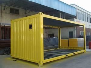 Fertigteilbau Container Haus Plan Vorgefertigten WC