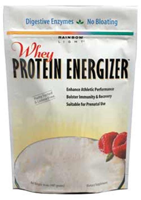 Amazon.com: Rainbow Light Protein Energizer, Whey, 14