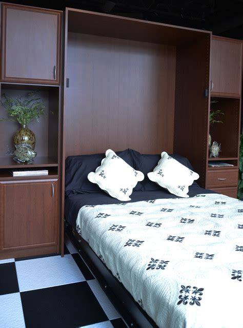 closets by design murphy beds traditional home office